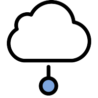 cloud crm icon