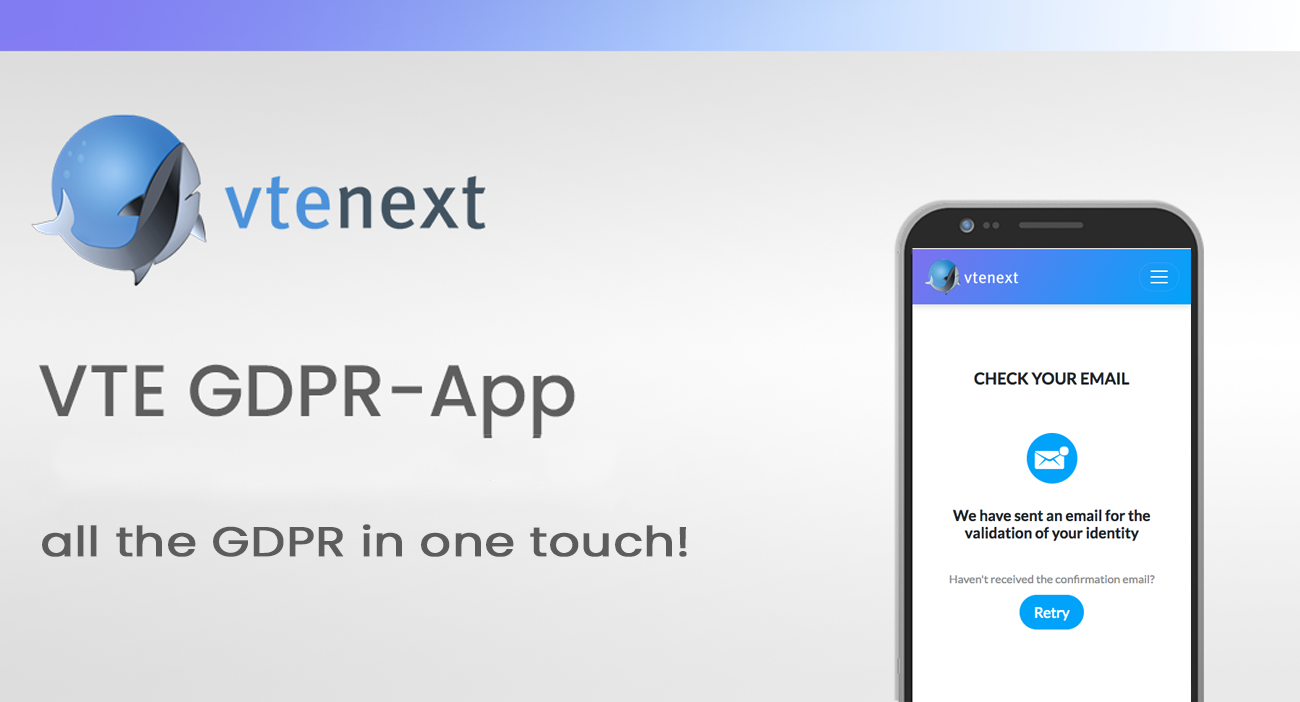 web app gdpr