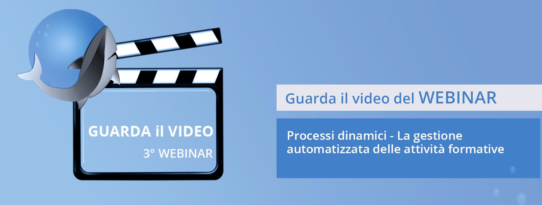 Guarda il video - Webinar Processi dinamici BPMN, gestione delle attività formative