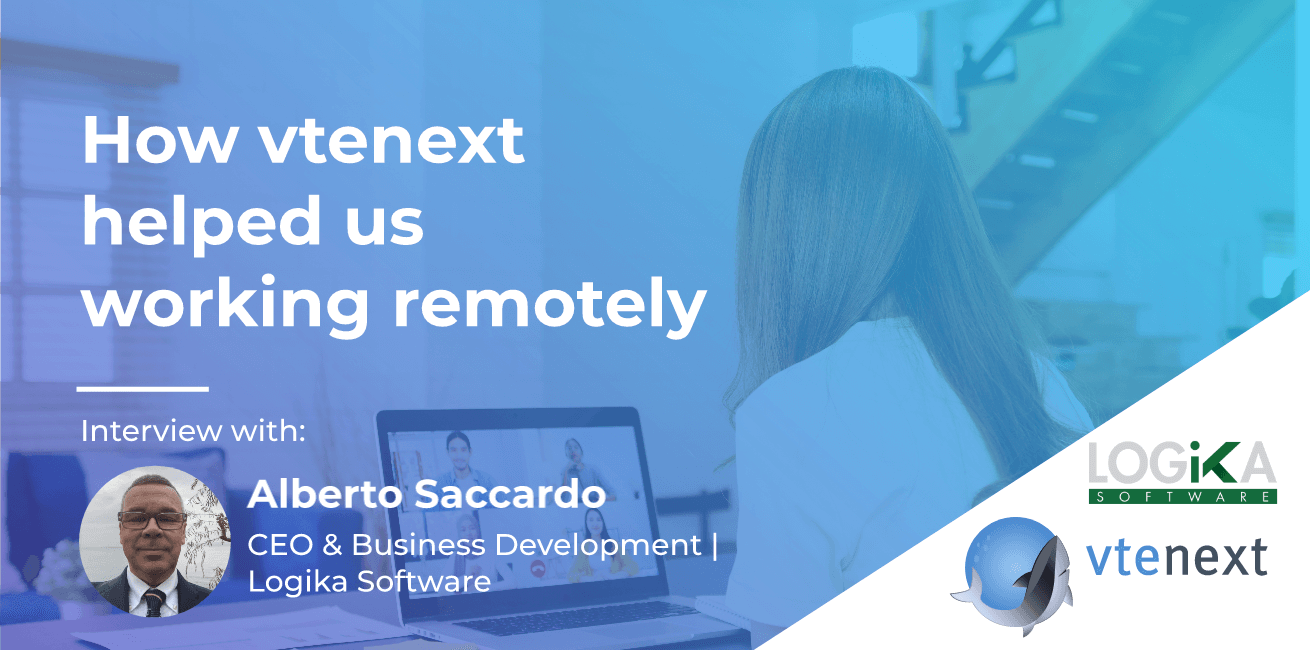 Remote working vtenext