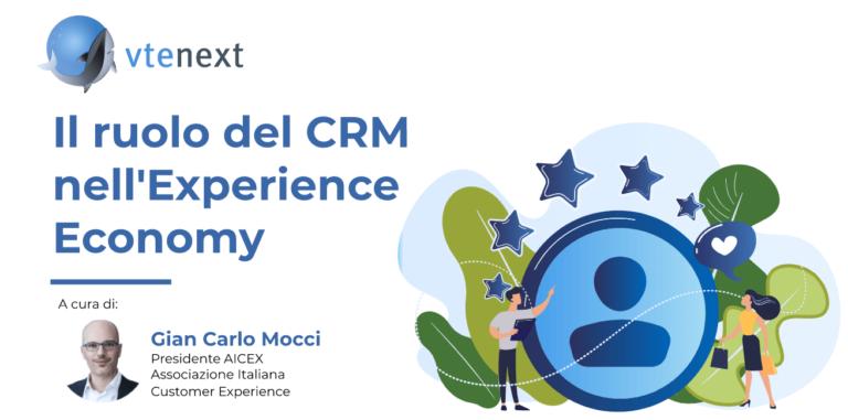 CRM Experience Economy