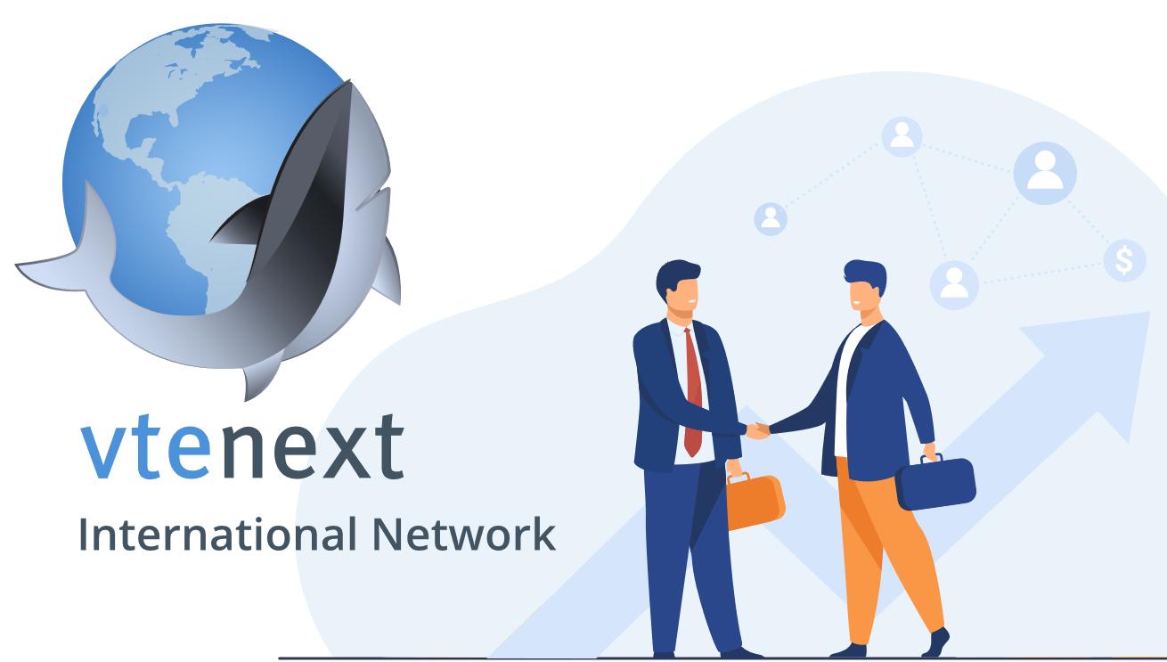Copertina International Network