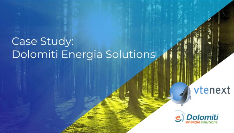 Dolomiti Energia Solutions CRM